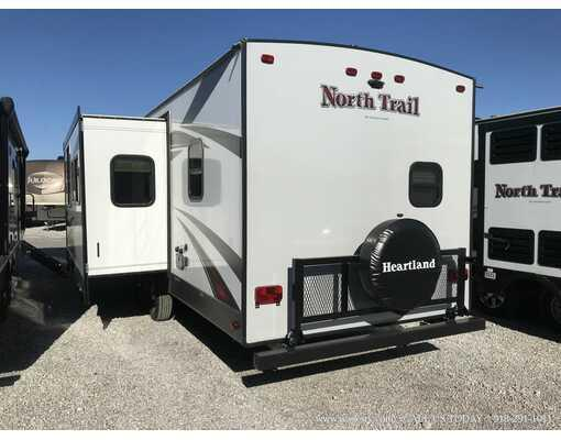 2019 HEARTLAND NORTH TRAIL 29BHP