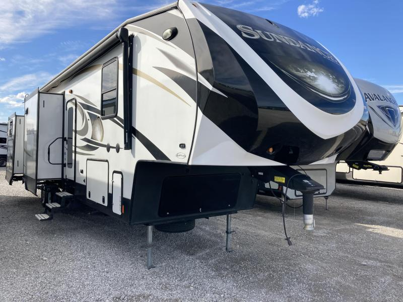 2018 Heartland Sundance SD 3700RLB Fifth Wheel Campers RV