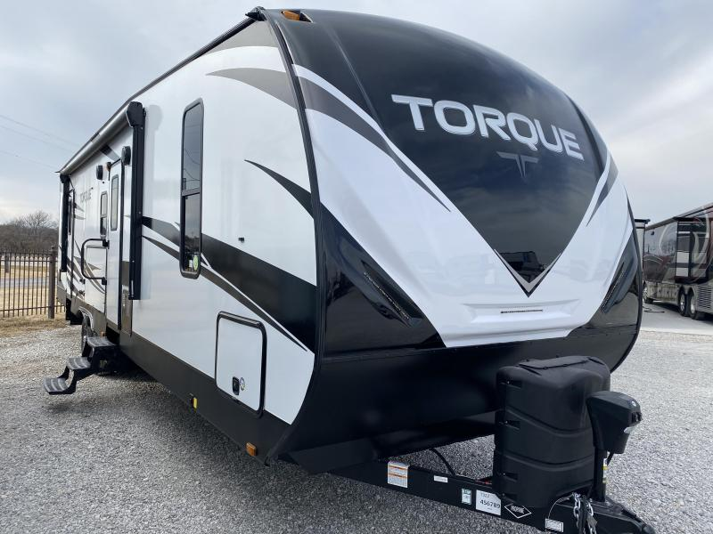2021 Heartland Torque T322 Toy Hauler RV