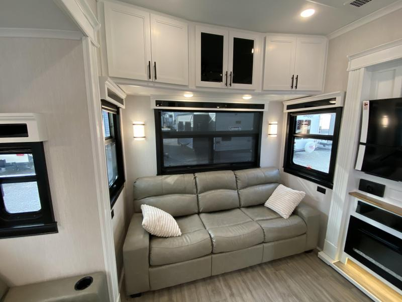 2021 Forest River Riverstone 3410PMK Fifth Wheel Campers RV