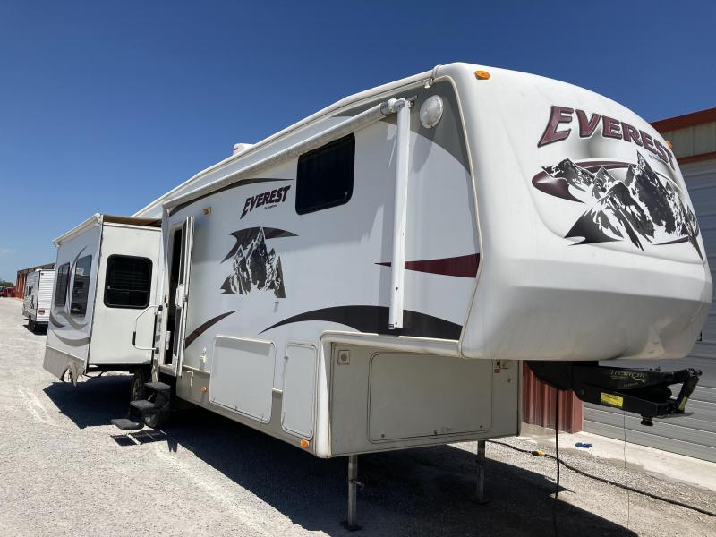 2008 Keystone RV Everest 344J Fifth Wheel Campers RV