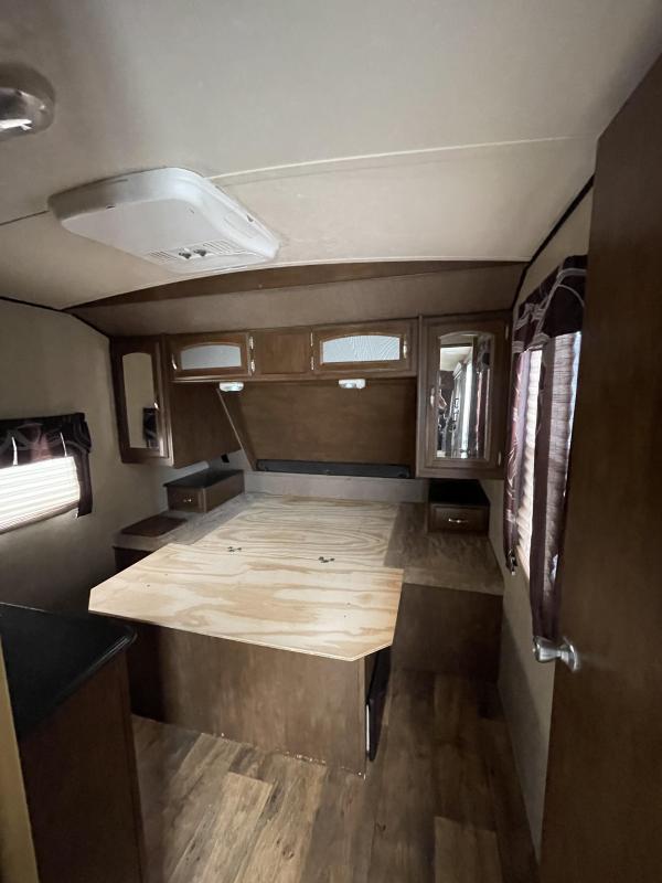 2016 Forest River Wildwood Heritage Glen 272RL Travel Trailer RV
