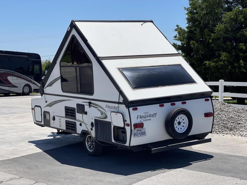 2015 Forest River Flagstaff T12RB Expandable Camper Trailer RV