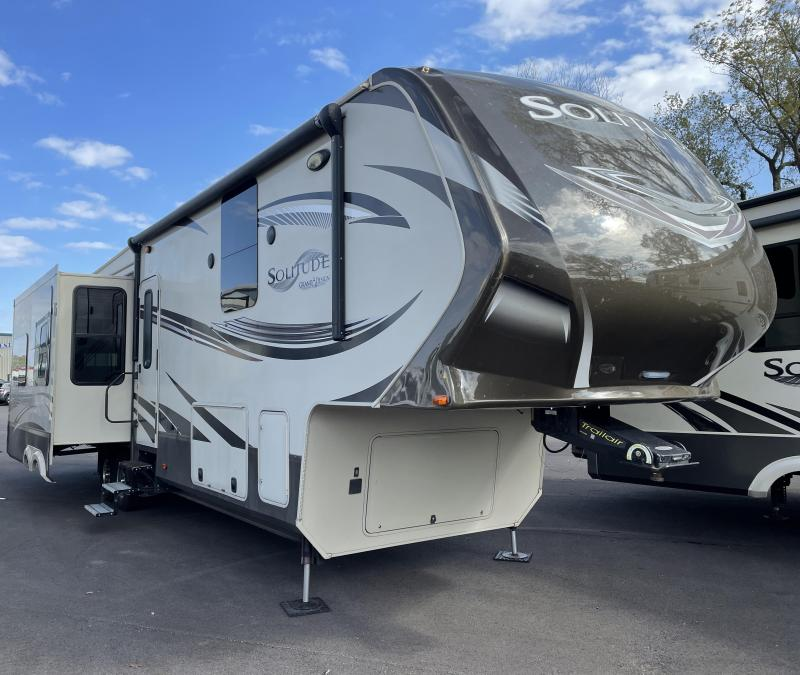 2014 Grand Design RV Solitude M-369RL Fifth Wheel Campers RV