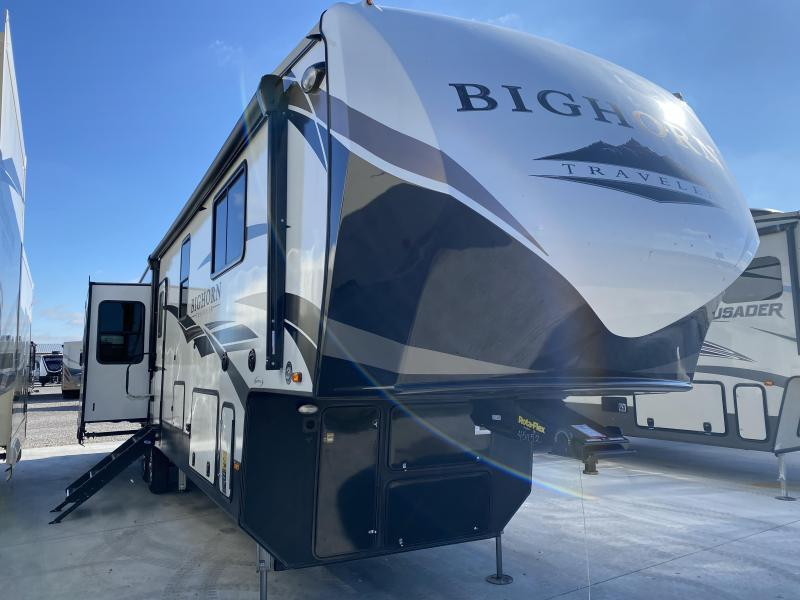 2021 Heartland Bighorn 39MB Fifth Wheel Campers RV