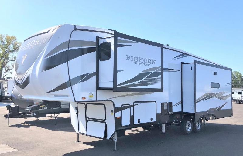 2022 Heartland Recreational Vehicles Bighorn Traveler 32RS Fifth Wheel Campers RV