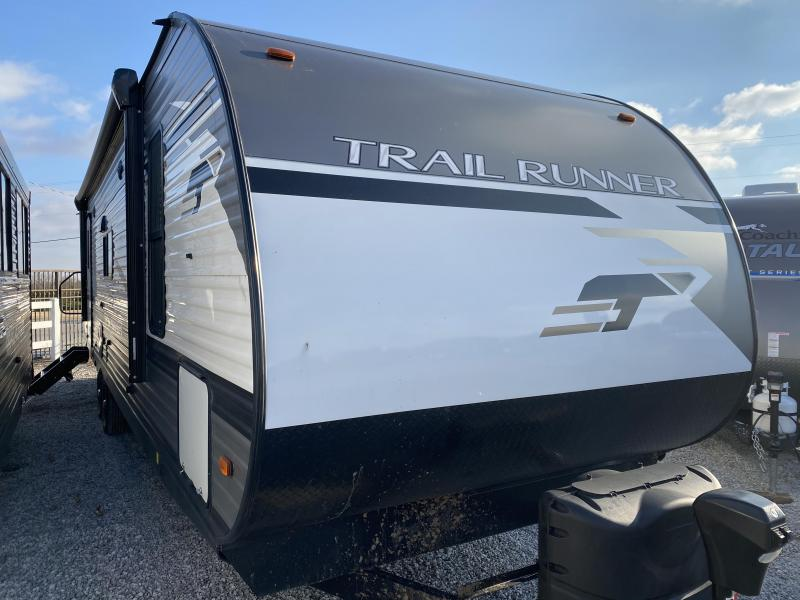 2021 Heartland Trail Runner 31DB Travel Trailer RV