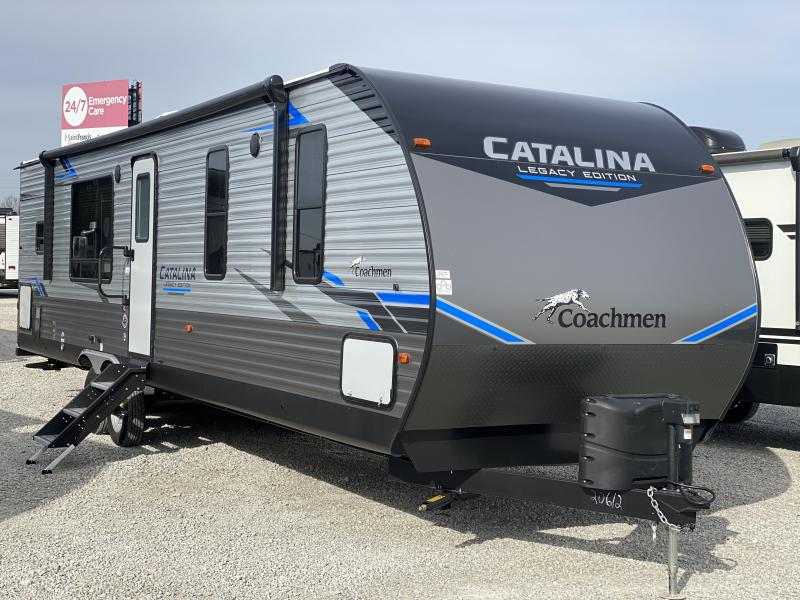 2021 Coachmen Catalina Legacy 303RKDS Travel Trailer RV