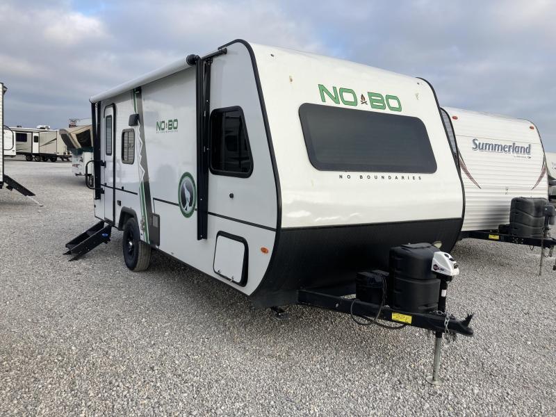 2018 Other No Boundaries M-19.5 Travel Trailer RV