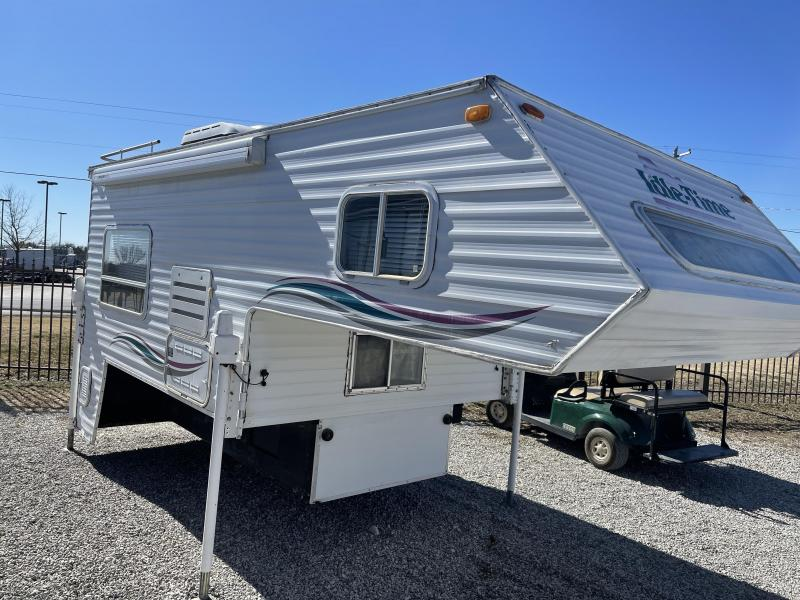2002 Other Idle-Time 990RDS Truck Bed Camper RV