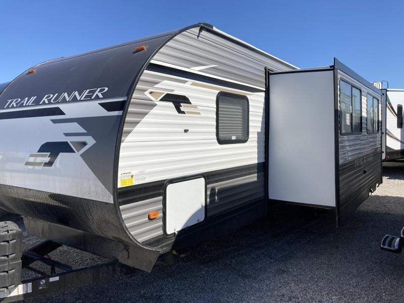 2021 Heartland Trail Runner 30USBH Travel Trailer RV