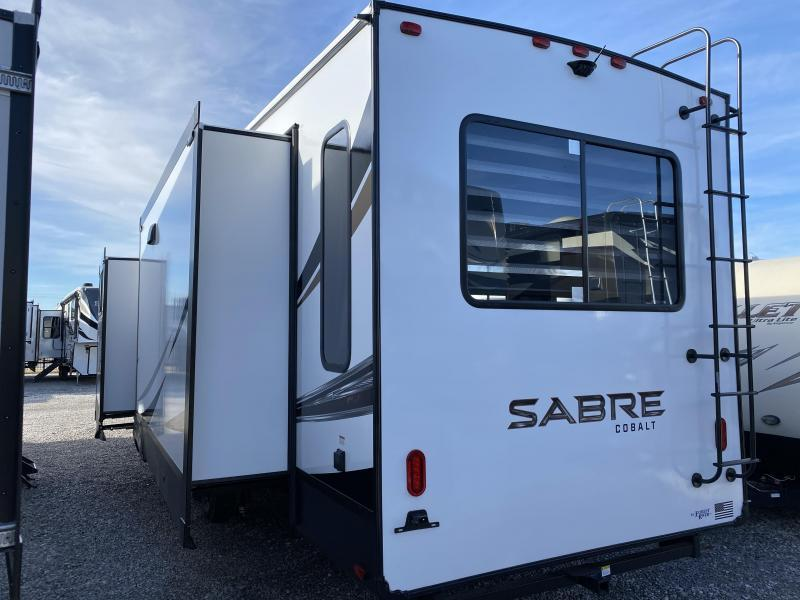 2021 Forest River Sabre 36BHQ Fifth Wheel Campers RV