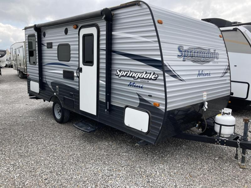 2018 Keystone RV Springdale 1750RD Travel Trailer RV