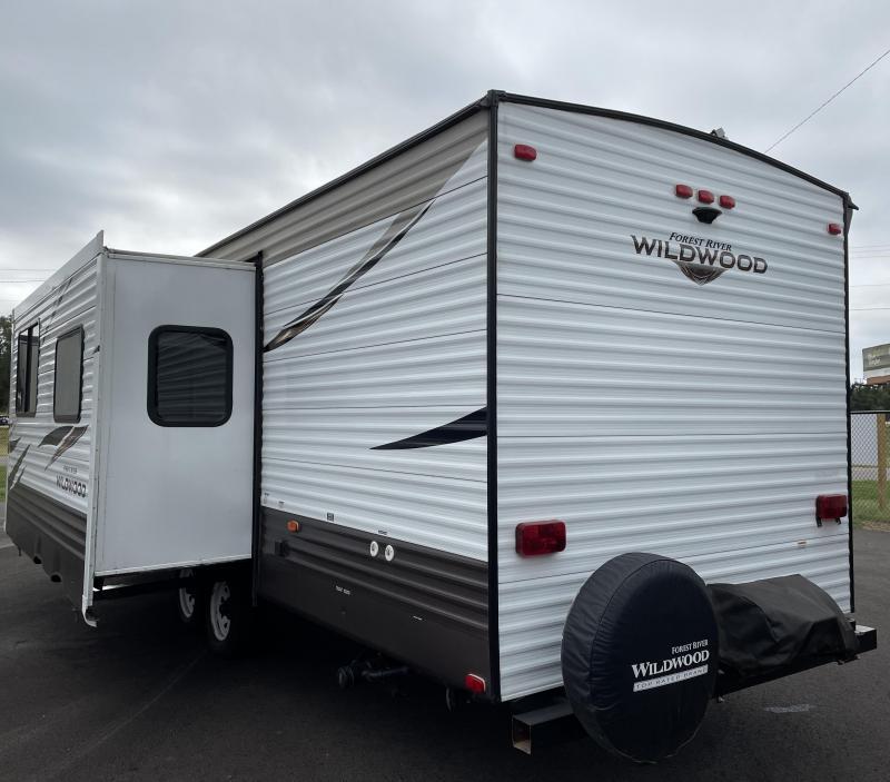 2018 Forest River Wildwood 27DBK Travel Trailer RV