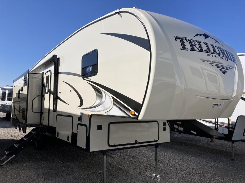 2021 Starcraft Telluride 334RLS Fifth Wheel Campers RV
