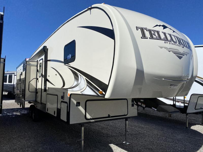 2021 Starcraft Telluride 334RLS Fifth Wheel Campers RV