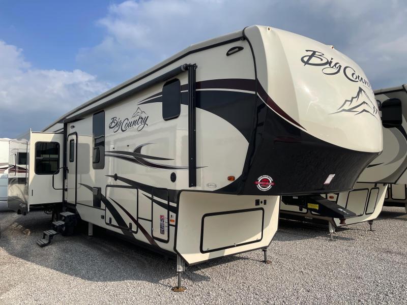 2018 Heartland RV Big Country 3950fb Fifth Wheel Campers RV
