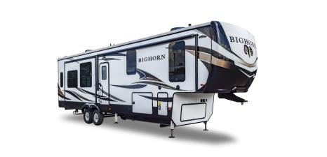 2018 Heartland RV Bighorn Bighorn 3950 FL Fifth Wheel Campers RV
