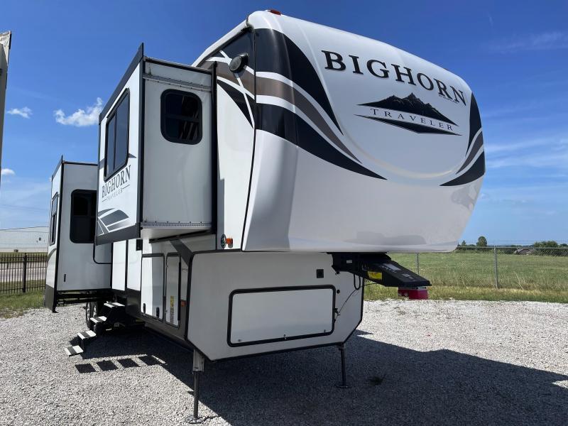 2019 Bighorn Traveler 39FL