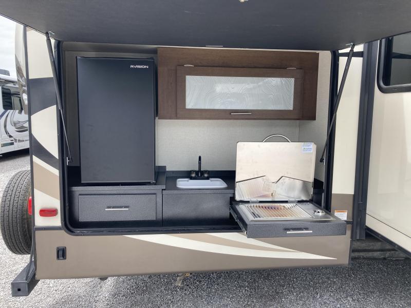 2019 Forest River Wildcat 343BIK Travel Trailer RV