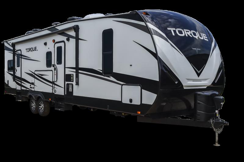 2021 Heartland RV Torque T274 Toy Hauler RV