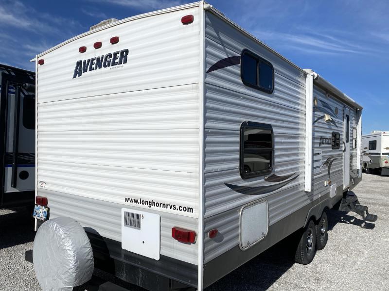 2013 Forest River Avenger 28BHS Travel Trailer RV