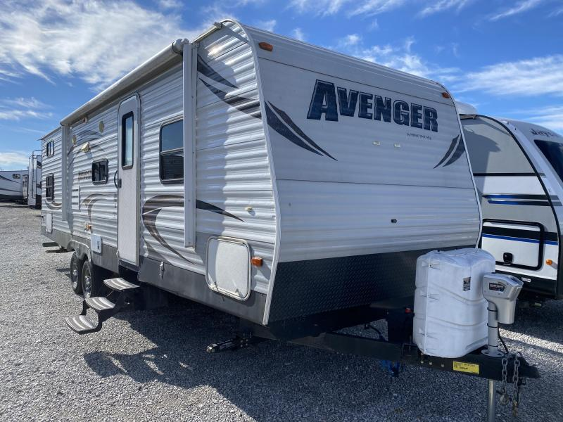 2013 Forest River Avenger 28BHS Travel Trailer RV