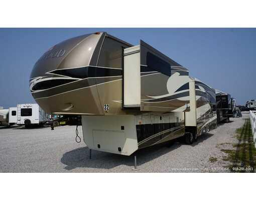 2013 CrossRoads RV Redwood 36RE