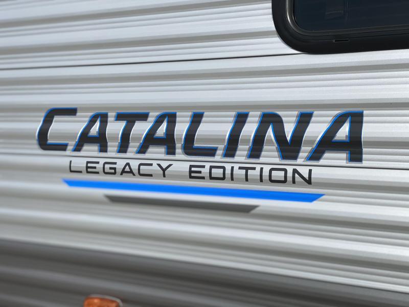 2021 Coachmen Catalina Legacy 343BHTSLE Travel Trailer RV