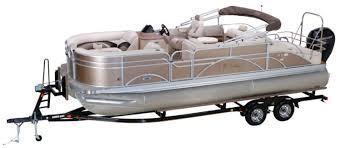 2021 Playcraft Hampton 2485 RFL Pontoon Boat