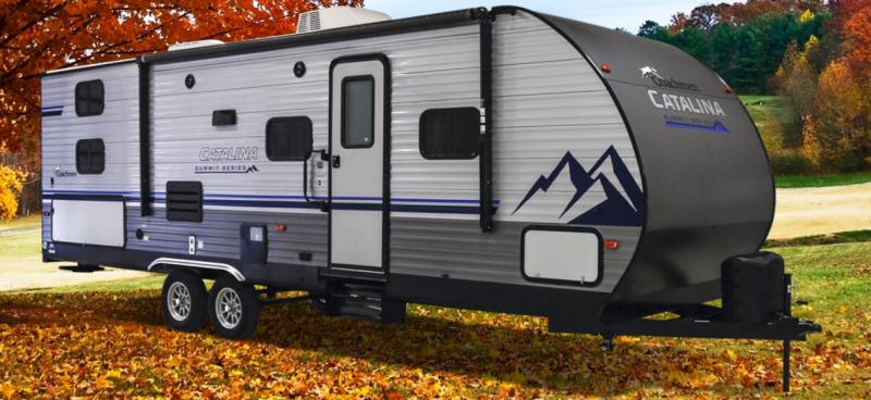 2021 Coachmen Catalina Summit Series 8 231MKS Travel Trailer RV