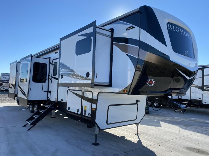 2021 Heartland Bighorn 3995FK Fifth Wheel Campers RV