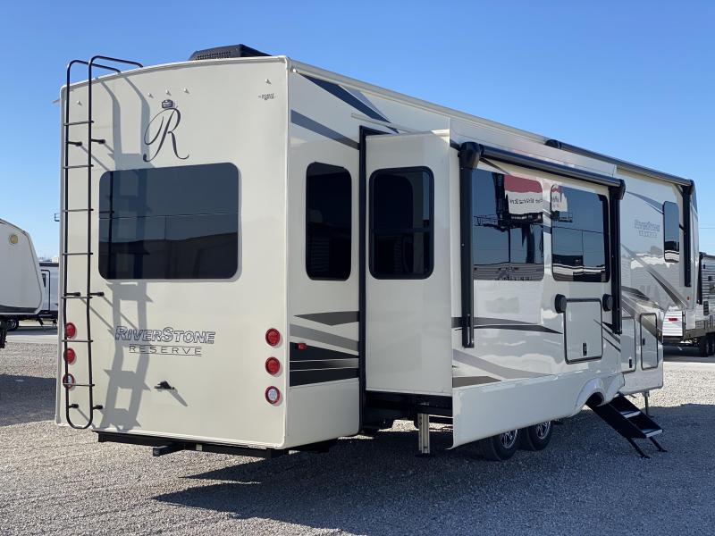 2021 Forest River Riverstone 3670RL Fifth Wheel Campers RV