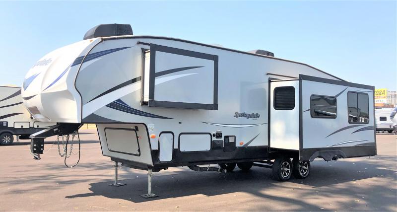 2018 Keystone RV Springdale 302FWRK Fifth Wheel Campers RV