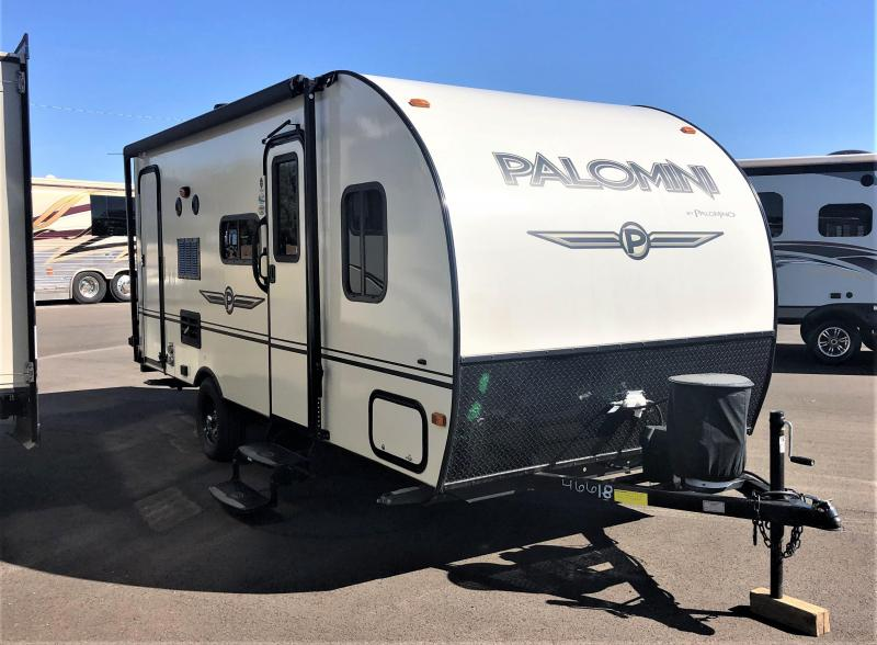 2015 Forest River Palomini 179 BHS Travel Trailer RV