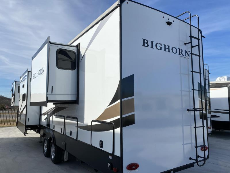 2021 Heartland Bighorn 3950FL Fifth Wheel Campers RV