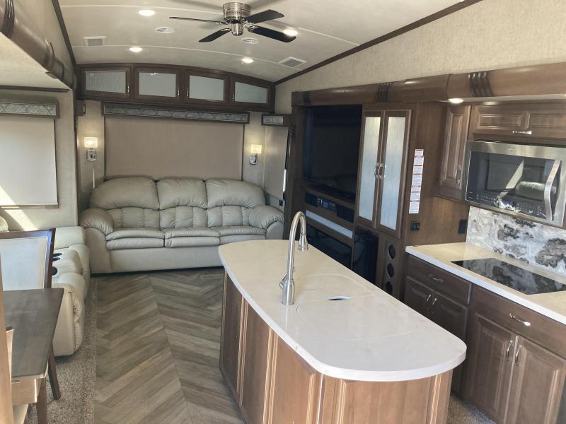 2017 Forest River Cedar Creek Champagne Edition 38EL Fifth Wheel Campers RV