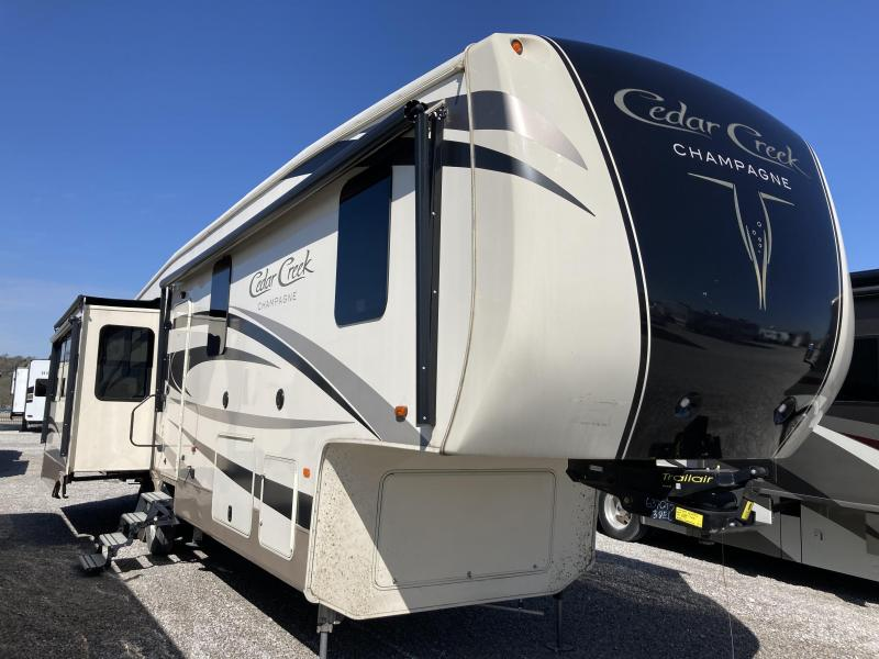 2017 Forest River Cedar Creek Champagne Edition 38EL Fifth Wheel Campers RV