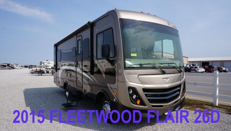 2015 FLEETWOOD FLAIR 26D