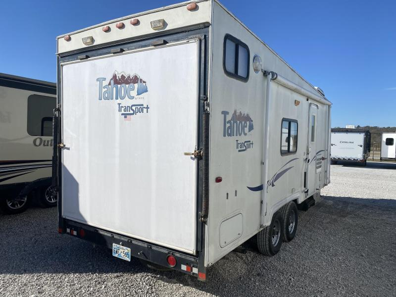 2005 Thor Tahoe 21TB Toy Hauler RV