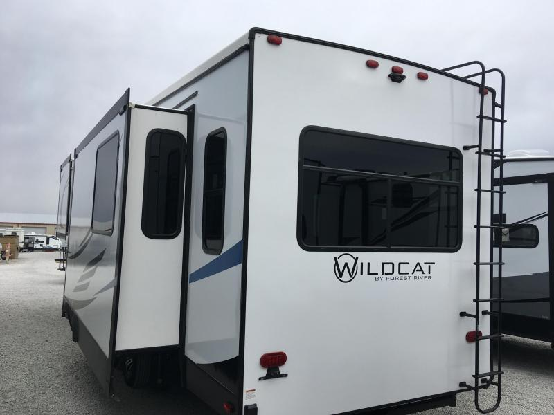 2021 Forest River Wildcat 298RLS Fifth Wheel Campers RV