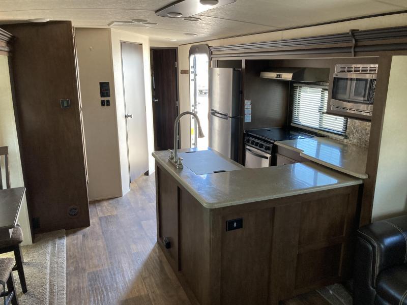 2017 Forest River Salem Hemisphere 326RL Travel Trailer RV