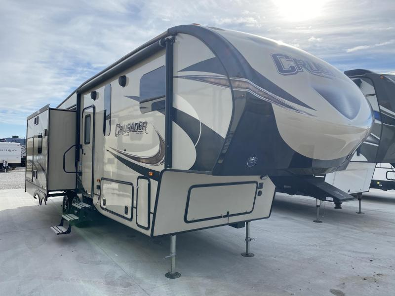 2017 Forest River Crusader 297RKS Fifth Wheel Campers RV