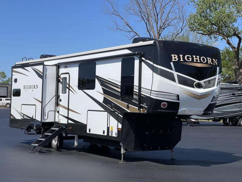 2021 Heartland RV Bighorn BH 3120RK Fifth Wheel Campers RV