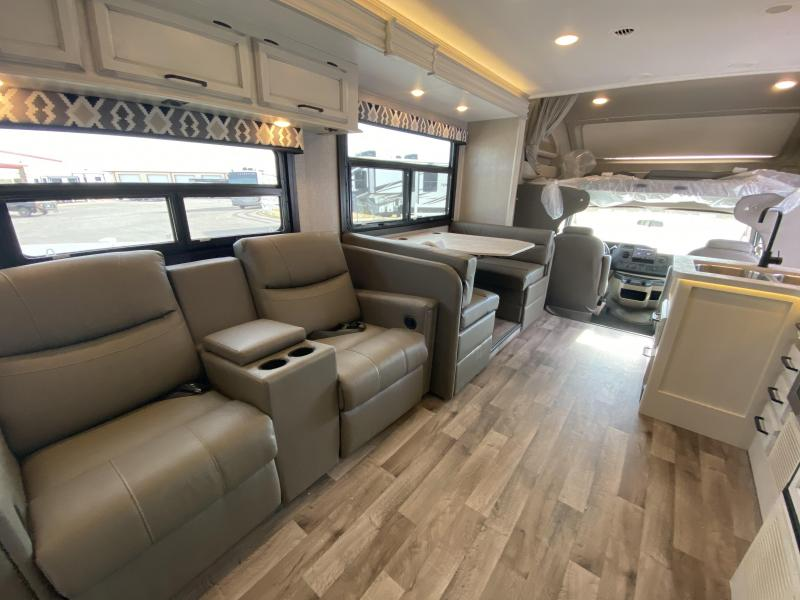 2021 Entegra Coach Odyssey 30Z Class C RV
