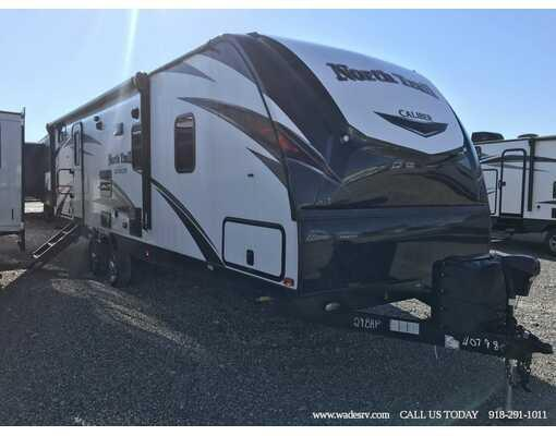 2019 Heartland North Trail 29BHP Travel Trailer