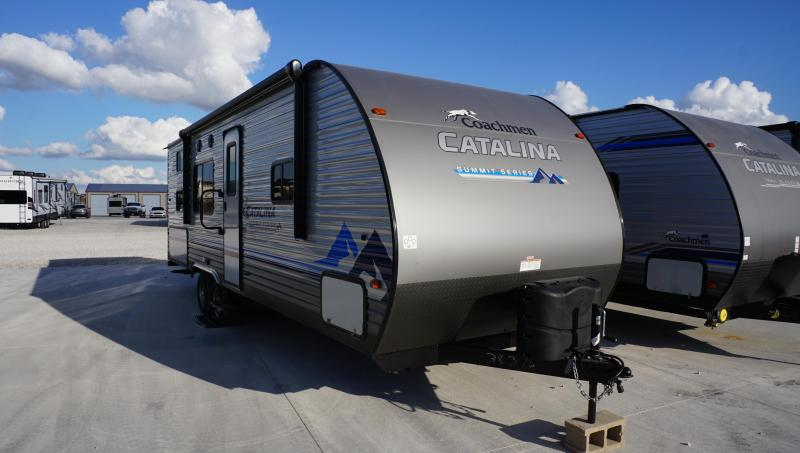 2021 COACHMEN CATALINA 261BH