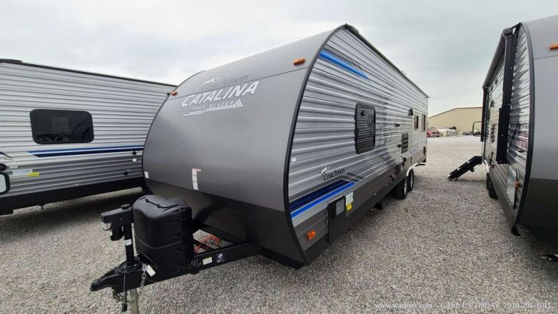 2021 Coachmen Catalina Trail Blazer 26TH Travel Trailer RV