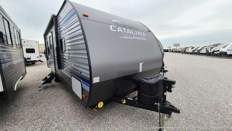 2021 Coachmen Catalina Trail Blazer 26TH Travel Trailer RV