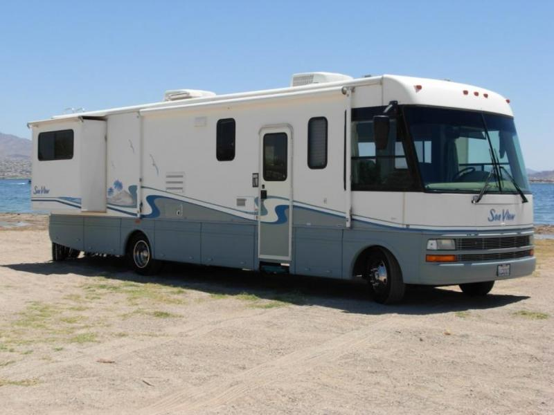 2000 National RV Sea View 34 Class A RV